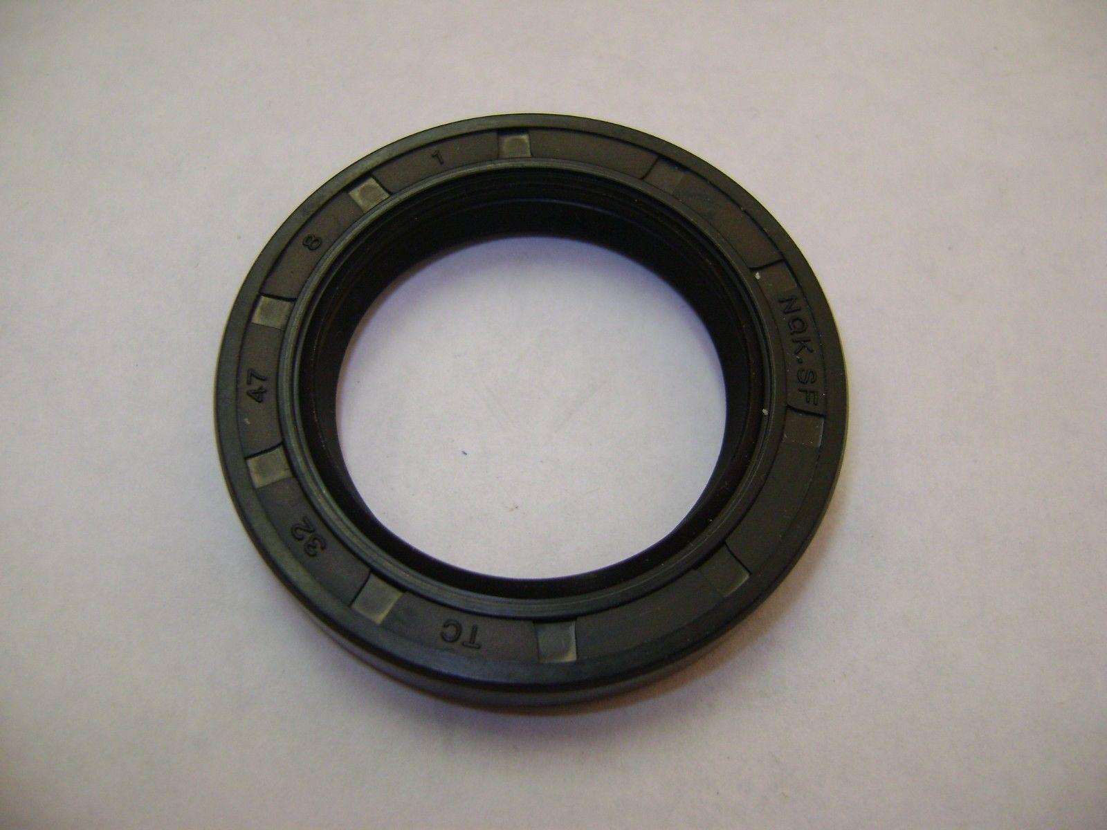 DUST SEAL 25mm X 34mm X 7mm NEW TC 25X34X7 DOUBLE LIPS METRIC OIL