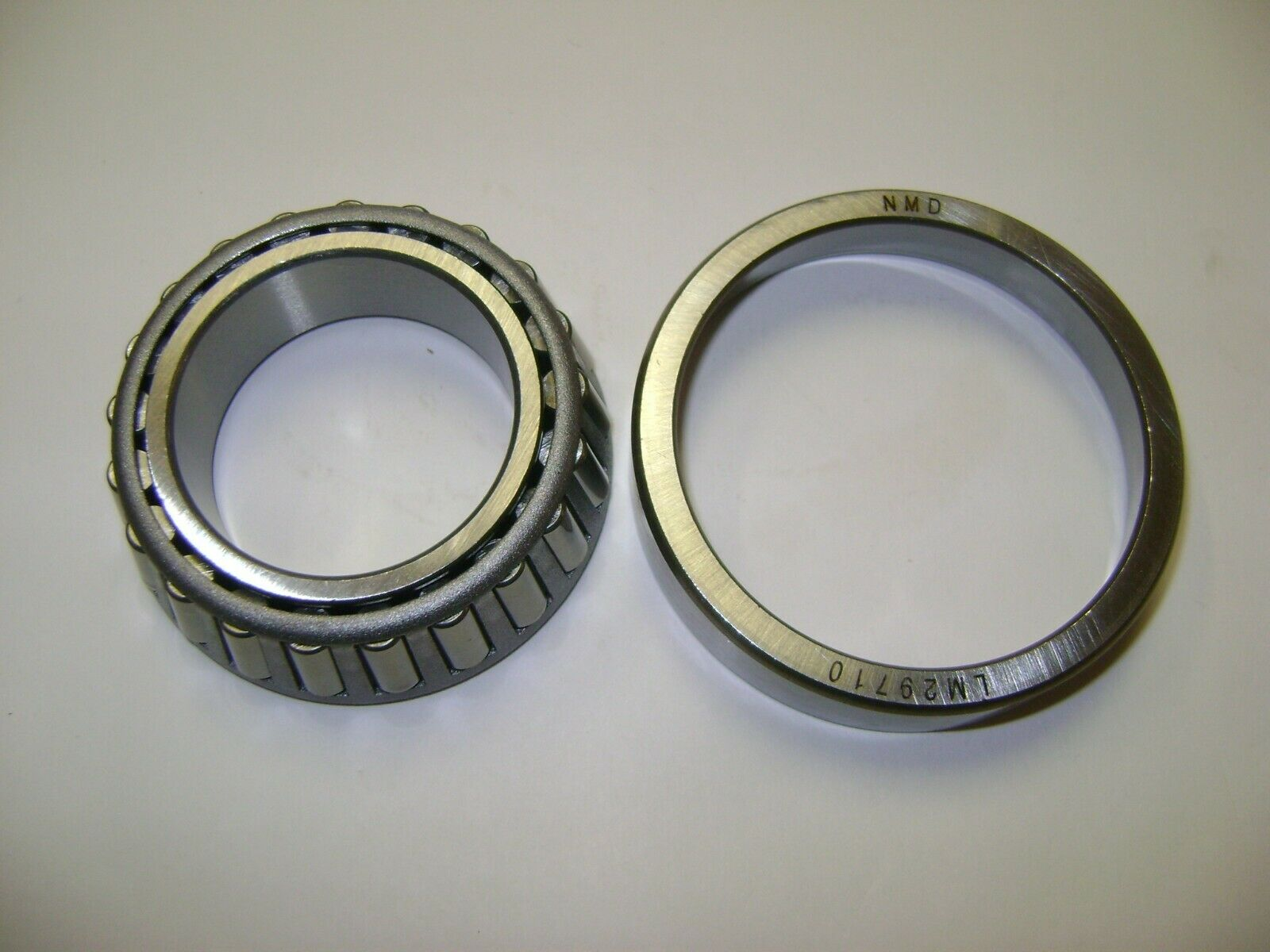 """NMD LM29749//LM29710 1-1//2/""""X2-9//16/""""X23//32/"""" CUP CONE TAPERED ROLLER BEARING SET70"""