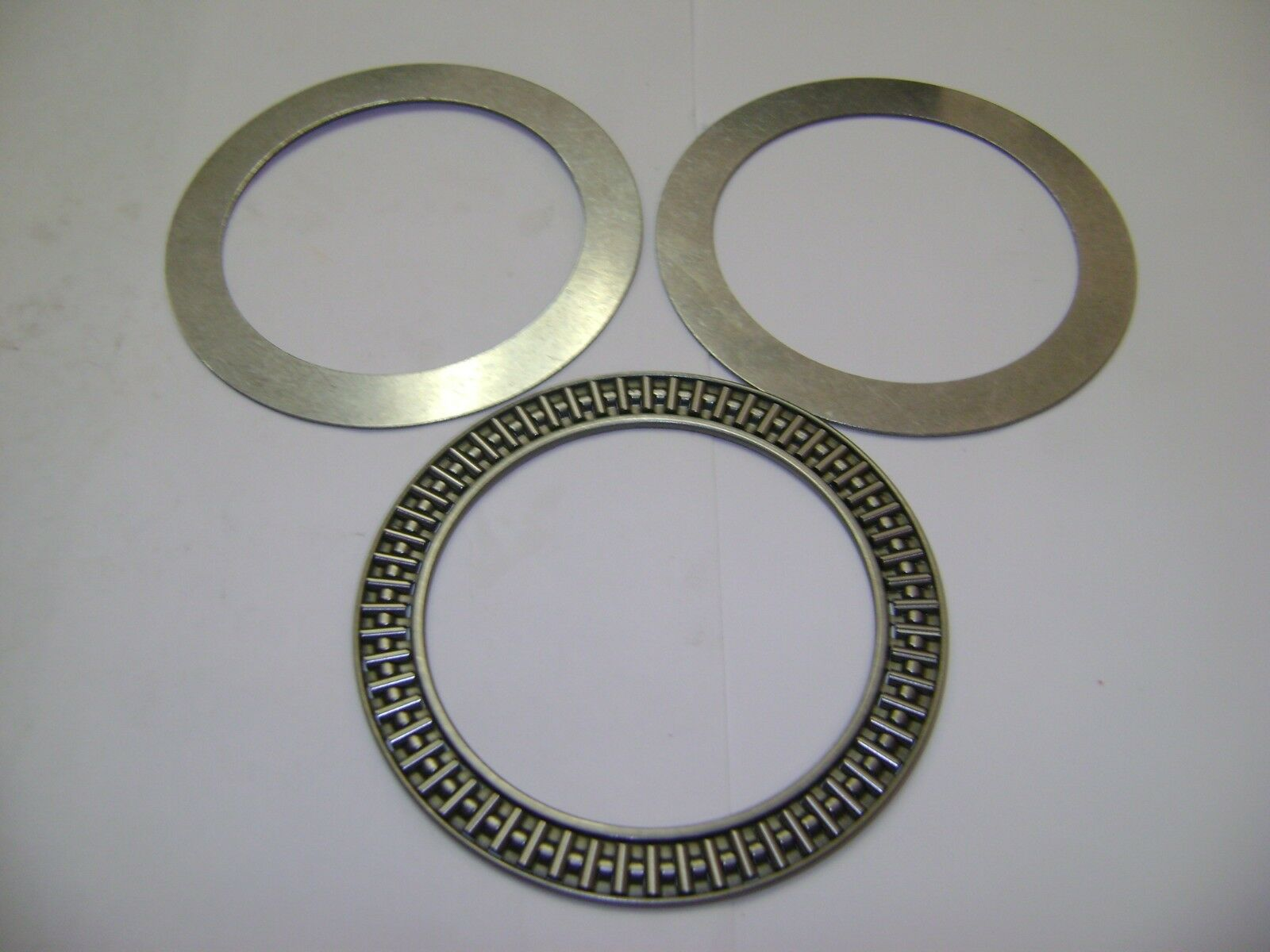 "NTA2435 THRUST NEEDLE ROLLER BEARING WITH TWO WASHERS 1-1//2/"" X 2-5//32/"" X 5//64/"""